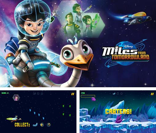 Кроме игры Planes: Fire and rescue скачайте бесплатно Disney: Miles from Tomorrowland. Race для Android телефона или планшета.