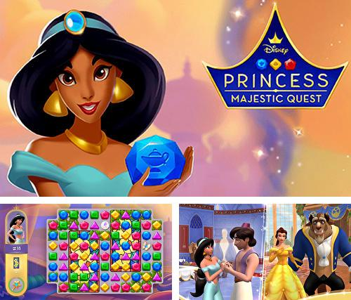 Disney princess majestic quest