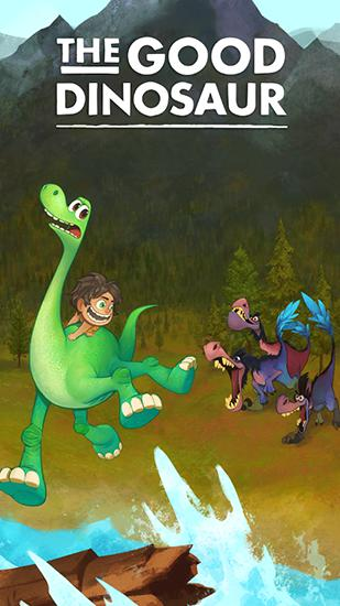 Disney: The good dinosaur обложка