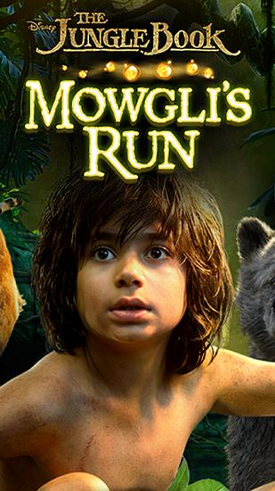 Disney. The jungle book: Mowgli's run обложка