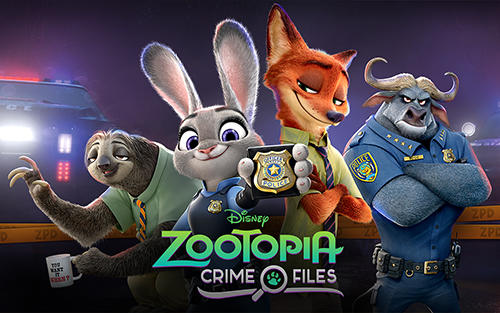 Disney. Zootopia: Crime files