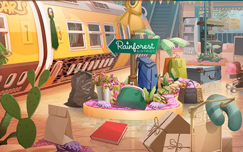 Kostenloses Android-Game Disney. Zootopia: Kriminelle Akten. Vollversion der Android-apk-App Hirschjäger: Die Disney. Zootopia: Crime files für Tablets und Telefone.