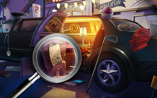Screenshots von Disney. Zootopia: Crime files für Android-Tablet, Smartphone.
