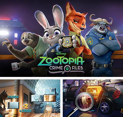 In addition to the game Disney. Zootopia: Crime files for Android, you can download other free Android games for Samsung Galaxy Y Pro.