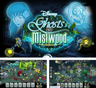 In addition to the game Disney Alice in Wonderland for Android phones and tablets, you can also download Disney's Ghosts of Mistwood for free.