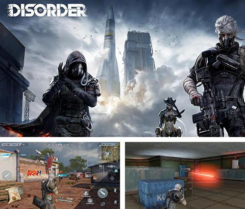 In addition to the game Disorder for Android, you can download other free Android games for Acer Liquid E3.