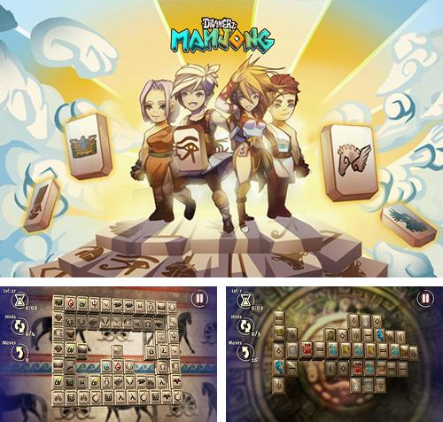 In addition to the game Mahjong crimes for Android phones and tablets, you can also download Divinerz: Mahjong for free.