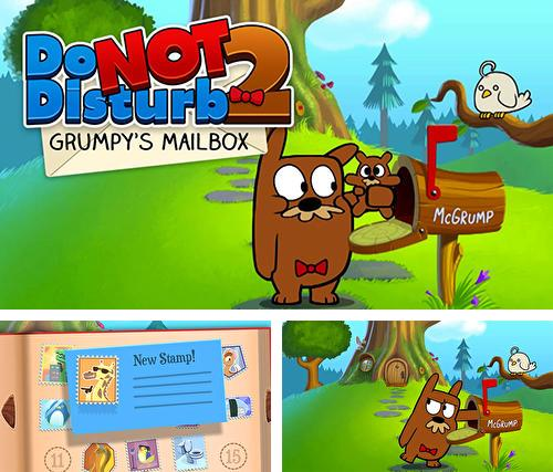Do not disturb 2! Grumpy's mailbox. Challenge your prank skills!