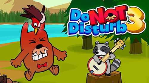 Do not disturb 3: Grumpy marmot pranks! for Android