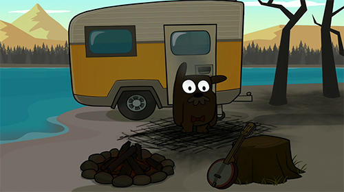 Геймплей Do not disturb 3: Grumpy marmot pranks! для Android телефону.