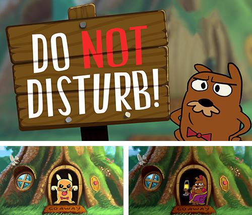 Do not disturb: A game for real pranksters!