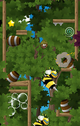 Screenshots von Doctor Acorn: Forest bumblebee journey für Android-Tablet, Smartphone.