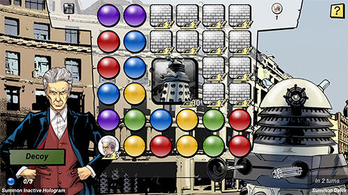 Doctor Who 2048 Android Game