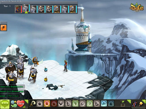 Dofus touch скриншот 5