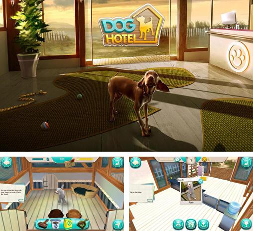 In addition to the game PetWorld 3D My Animal Rescue for Android phones and tablets, you can also download Dog hotel: My boarding kennel for free.