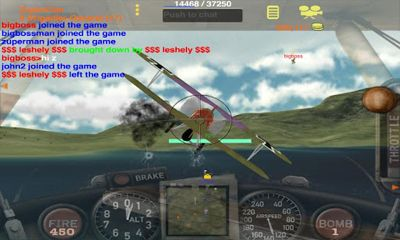 Screenshots von Dogfight für Android-Tablet, Smartphone.
