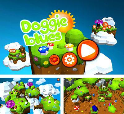 In addition to the game Jump The Shark! 2 for Android phones and tablets, you can also download Doggie Blues 3D for free.