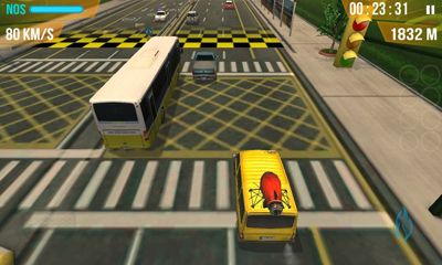Screenshots do Road rampage - Perigoso para tablet e celular Android.