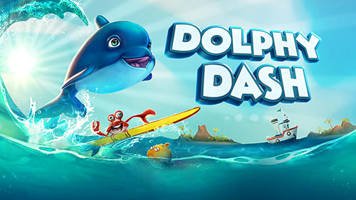 Dolphy dash poster
