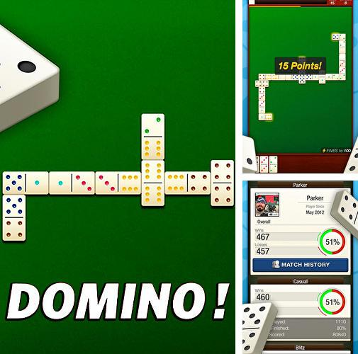 Alem do jogo Baleia longa: O ladrão de salsicha para telefones e tablets Android, voce tambem pode baixar Dominó! A maior comunidade de dominós do mundo, Domino! The world's largest dominoes community gratuitamente.