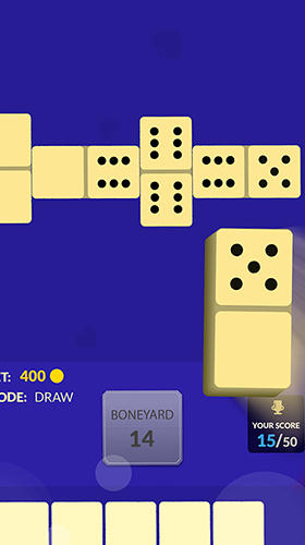 Kostenloses Android-Game Domino: Offline Domino. Vollversion der Android-apk-App Hirschjäger: Die Dominoes: Offline free dominos game für Tablets und Telefone.