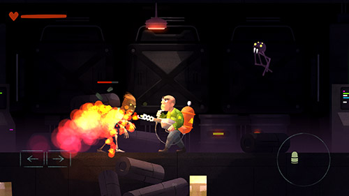Screenshots von Don zombie: Kill the undead! für Android-Tablet, Smartphone.