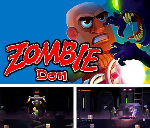 Don zombie: Kill the undead!