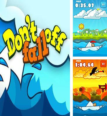 In addition to the game 101 Marbles for Android phones and tablets, you can also download Don't Fall Off for free.
