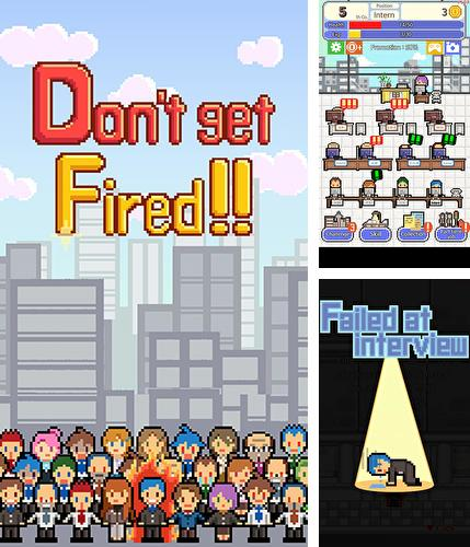 Don't get fired!