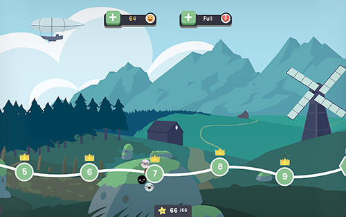 Dood: The puzzle planet screenshot 3
