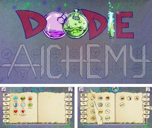 In addition to the game Doodle god blitz for Android phones and tablets, you can also download Doodle alchemy for free.