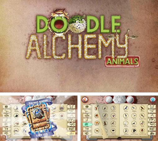 In addition to the game Alchemy Classic for Android phones and tablets, you can also download Doodle alchemy: Animals for free.