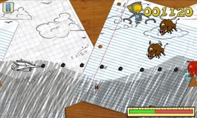 Get full version of Android apk app Doodle Assault for tablet and phone.