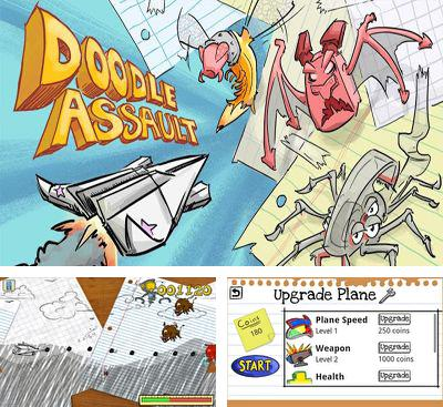 In addition to the game Track My Train for Android phones and tablets, you can also download Doodle Assault for free.