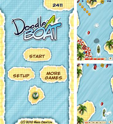 In addition to the game Pangy Master for Android phones and tablets, you can also download Doodle Boat for free.