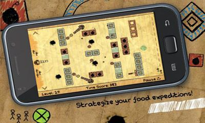 Download Doodle Food Expedition Android free game.