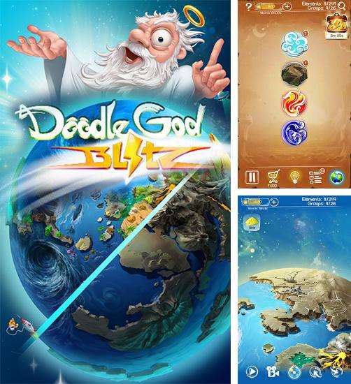 In addition to the game The Sandbox for Android phones and tablets, you can also download Doodle god blitz for free.