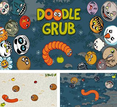 In addition to the game Color Fusion for Android phones and tablets, you can also download Doodle Grub for free.
