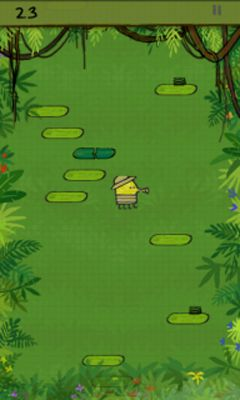 Download Doodle Jump Android free game.
