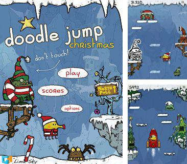 In addition to the game Doodle Jump for Android phones and tablets, you can also download Doodle Jump Christmas for free.