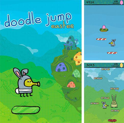 In addition to the game Sampo Lock for Android phones and tablets, you can also download Doodle jump: Easter for free.
