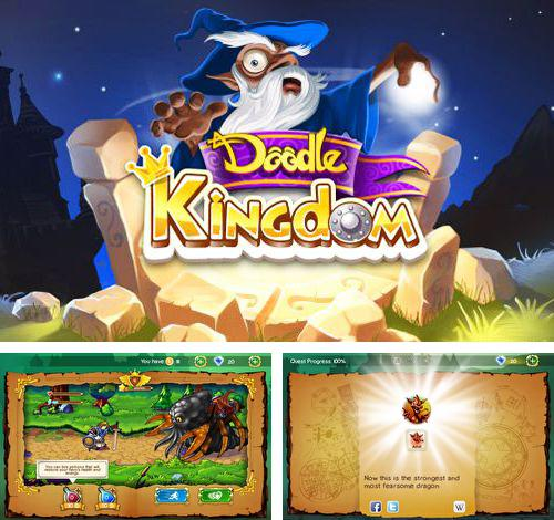 In addition to the game Saving Hamster Go Go for Android phones and tablets, you can also download Doodle kingdom HD for free.