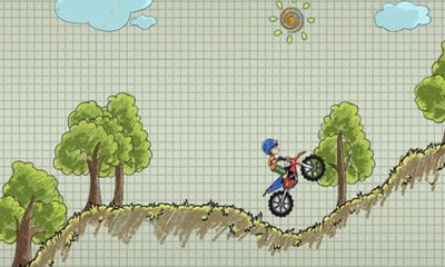 Download Doodle Moto Android free game.