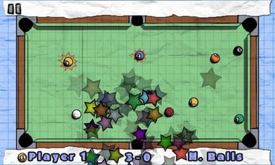 Doodle Pool screenshot 5