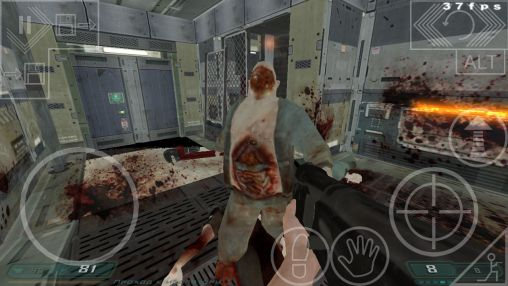 Screenshots von DOOM 3 für Android-Tablet, Smartphone.