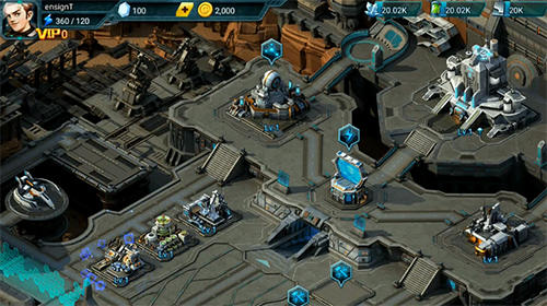 Jogue Doom blitz: War strategy para Android. Jogo Doom blitz: War strategy para download gratuito.