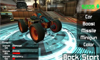 Download Doom Buggy Android free game.