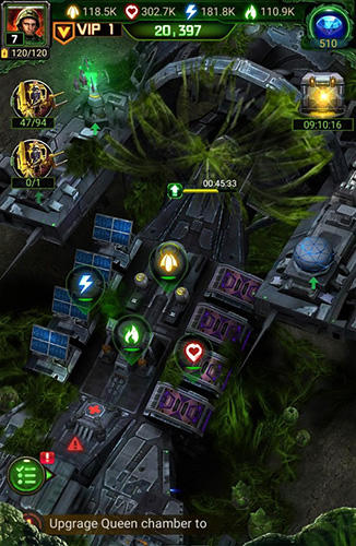 Doom of aliens for Android - Download APK free