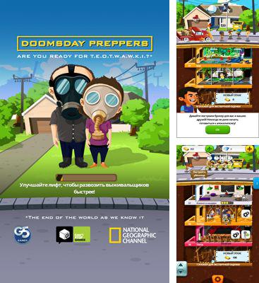 In addition to the game Bellboy for Android phones and tablets, you can also download Doomsday Preppers for free.