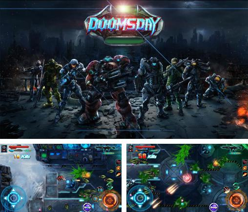 In addition to the game Sol Runner for Android phones and tablets, you can also download Doomsday: Survival day for free.